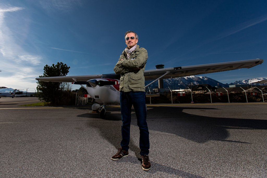 Tom the pilot